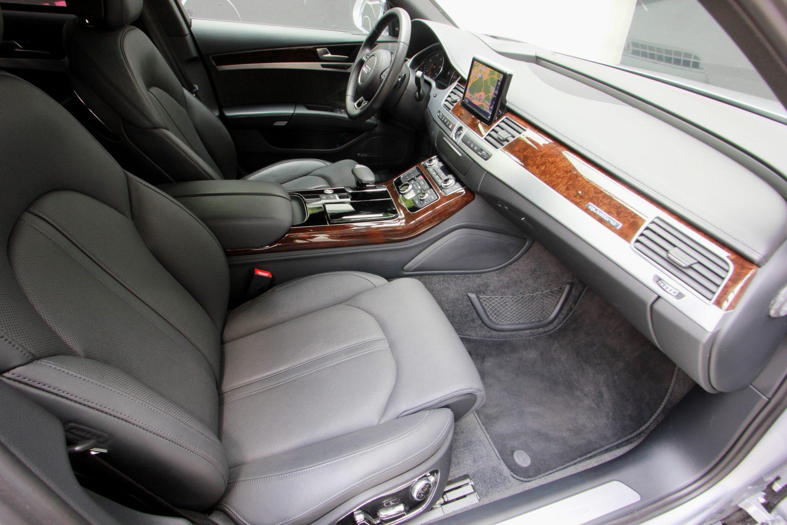 AIL Audi A8 3.0 TDI DAB Bose  8