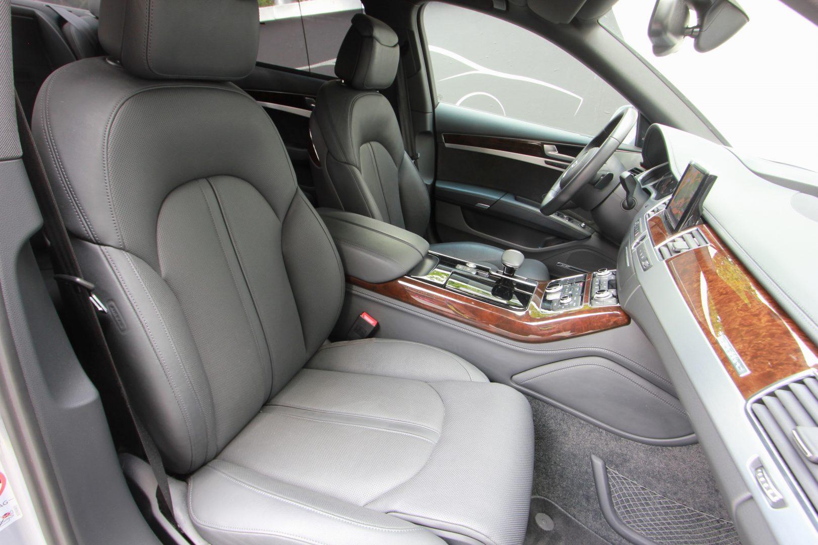 AIL Audi A8 3.0 TDI DAB Bose  4