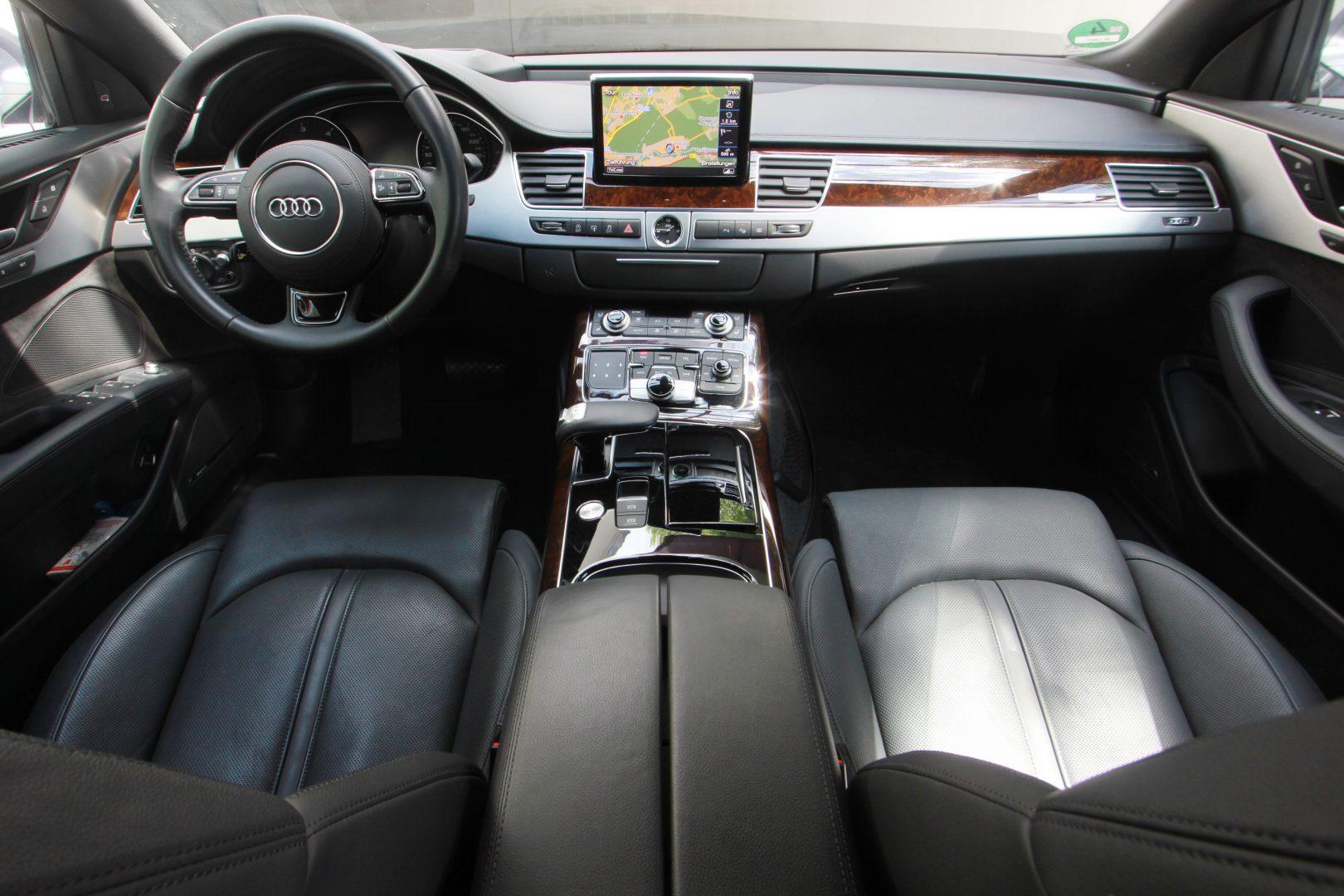 AIL Audi A8 3.0 TDI DAB Bose  6