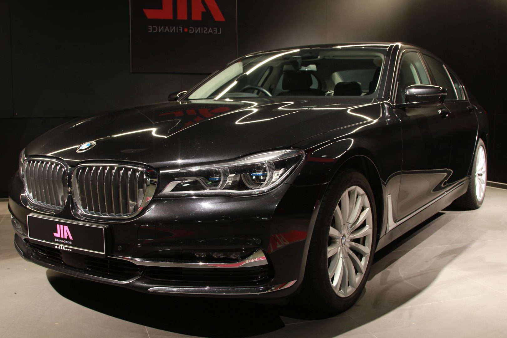 AIL BMW 730d LED Design Pure Excellence 12