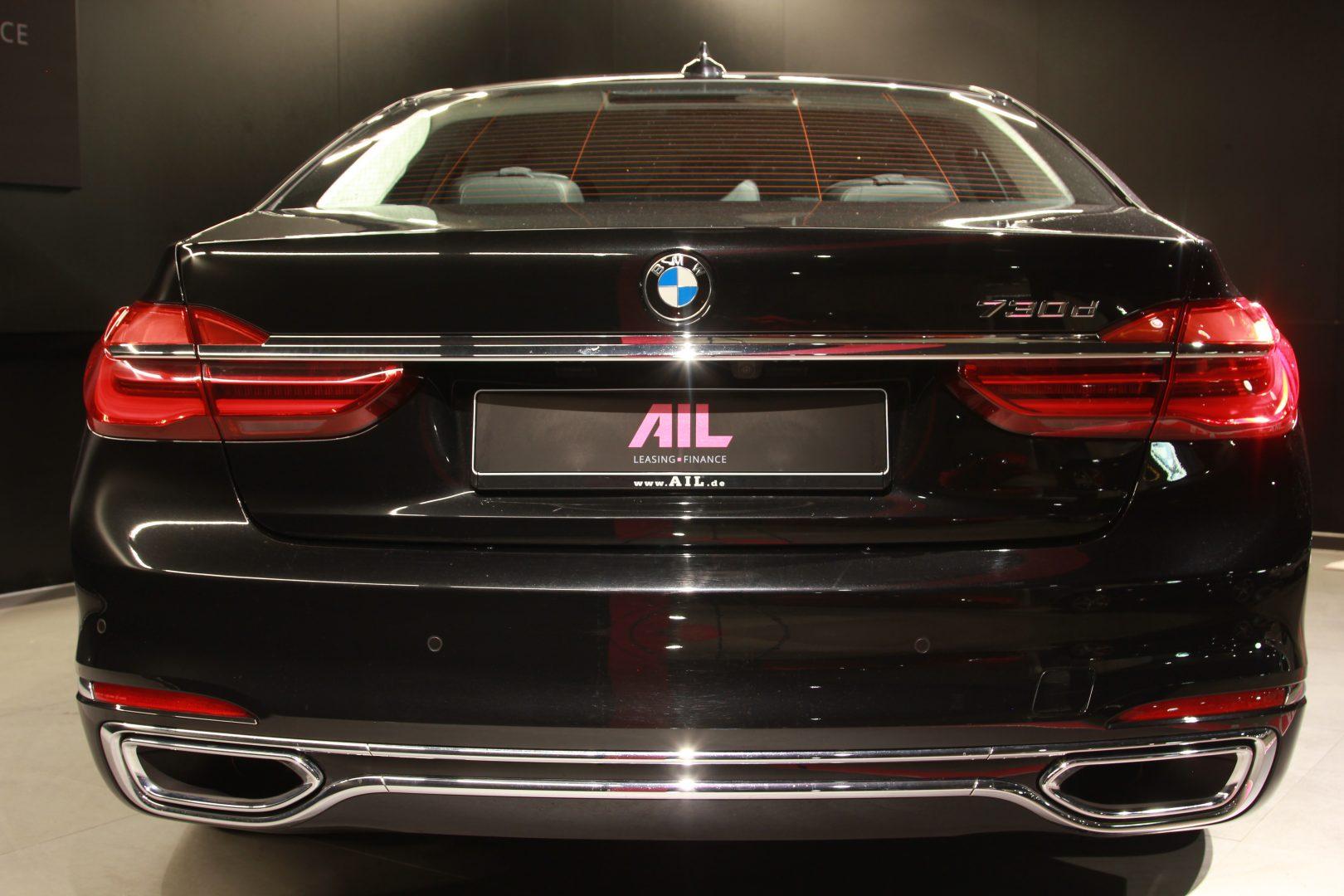 AIL BMW 730d LED  12
