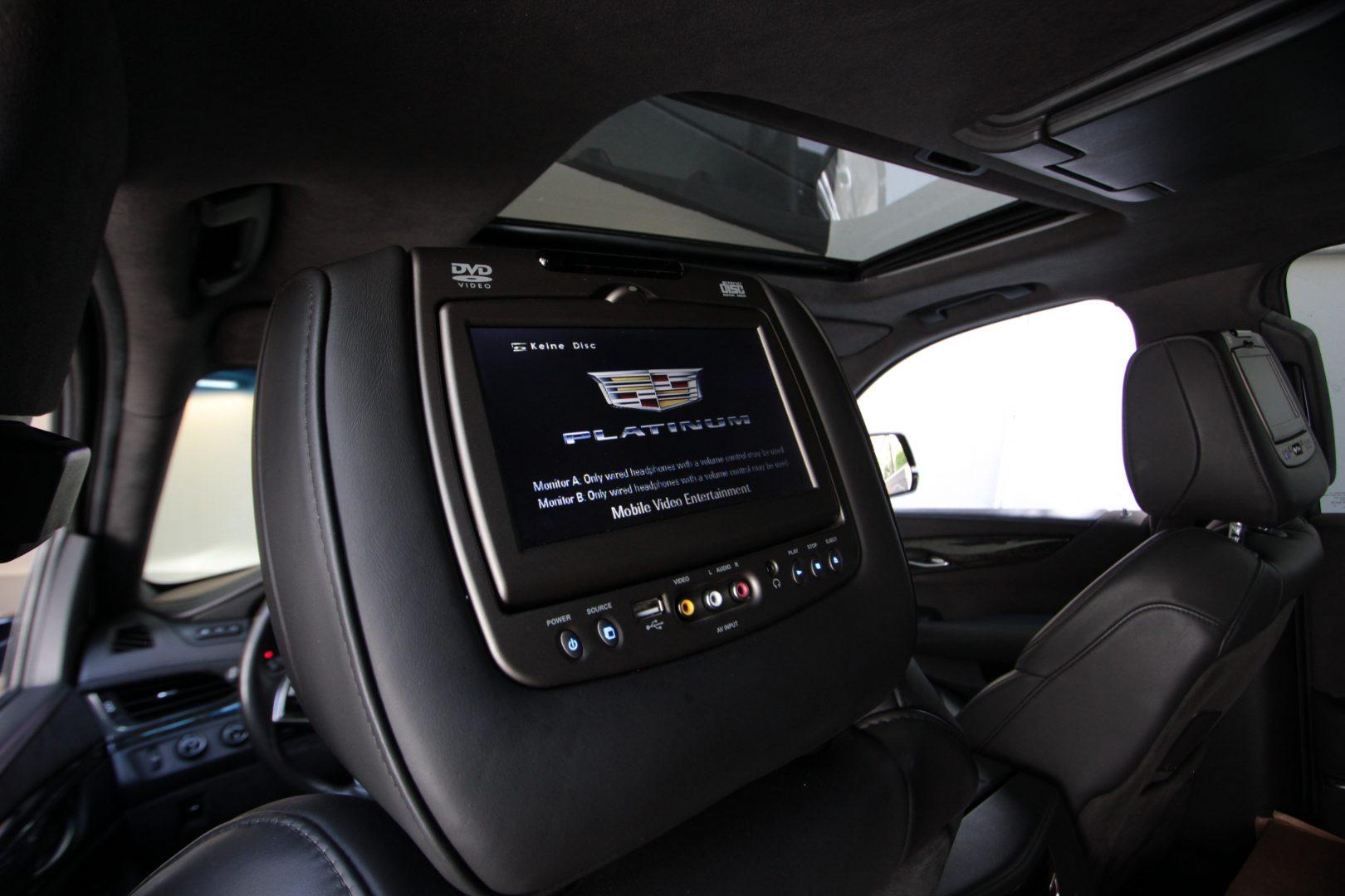 AIL Cadillac Escalade ESV Platinum 6.2 V8 AWD 10