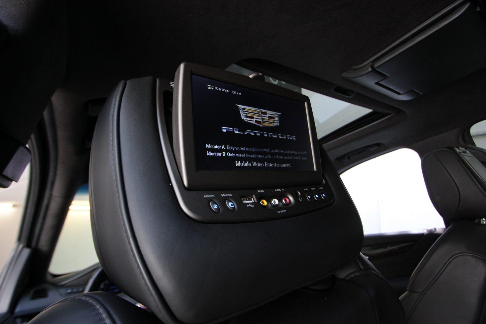 AIL Cadillac Escalade ESV Platinum 6.2 V8 AWD 16