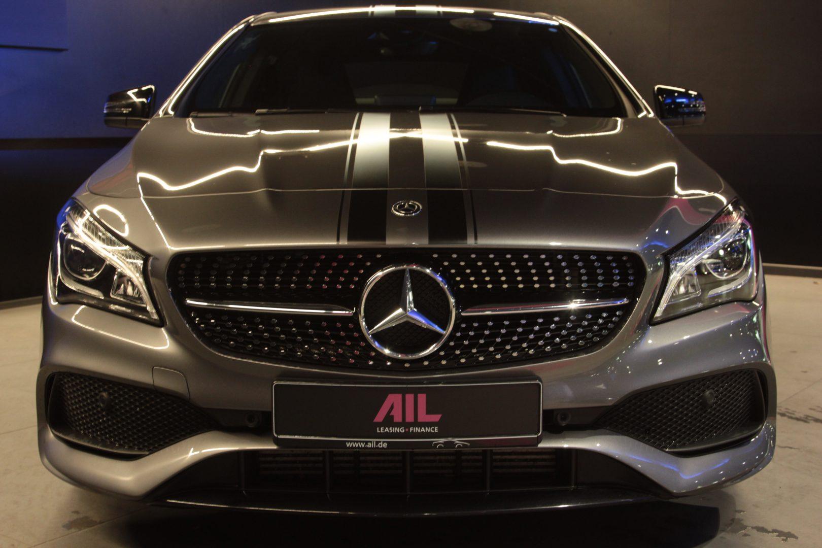 AIL Mercedes-Benz  CLA 200 d PEAK Edition 6