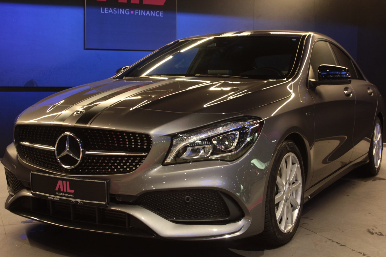 AIL Mercedes-Benz  CLA 200 d PEAK Edition 10