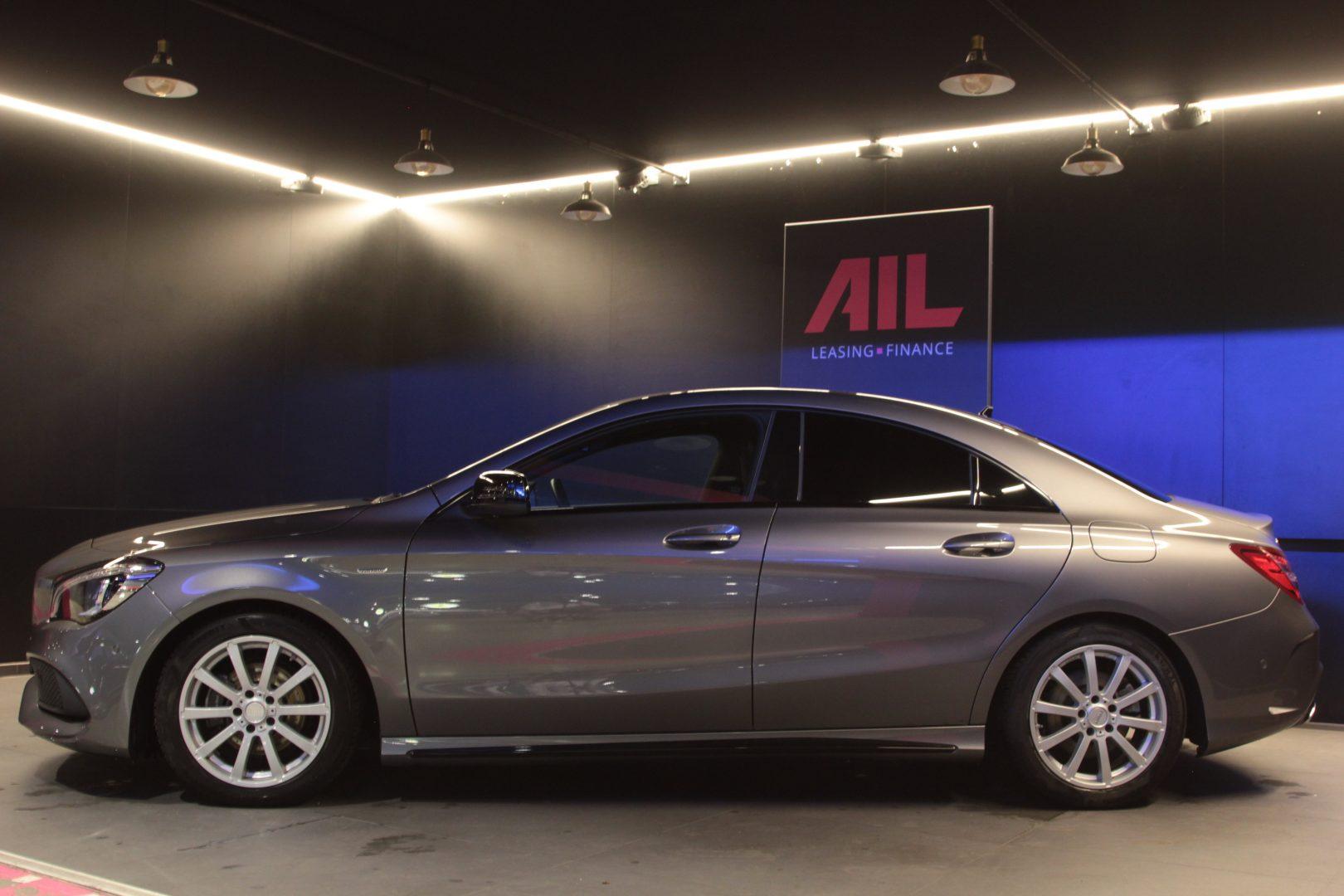 AIL Mercedes-Benz  CLA 200 d PEAK Edition 8