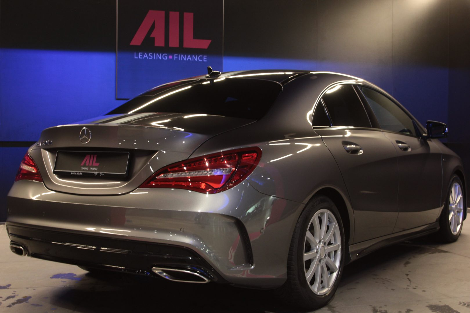 AIL Mercedes-Benz  CLA 200 d PEAK Edition 2