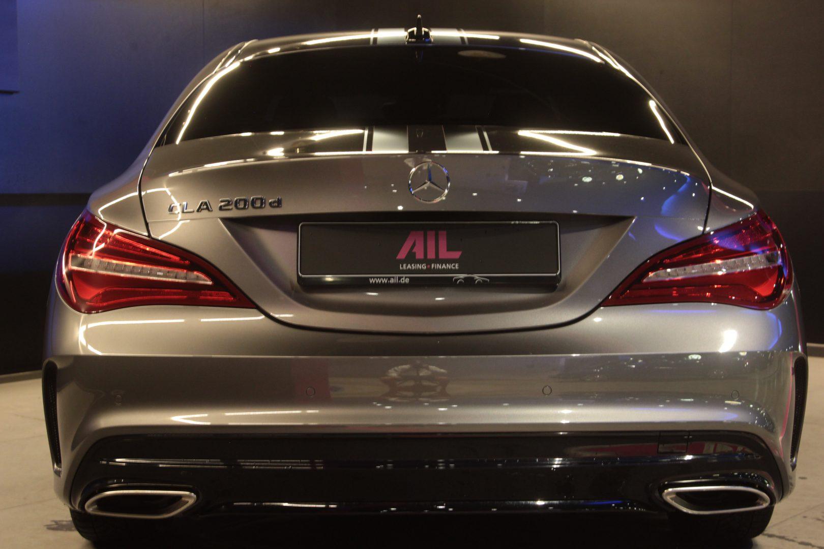 AIL Mercedes-Benz  CLA 200 d PEAK Edition 4