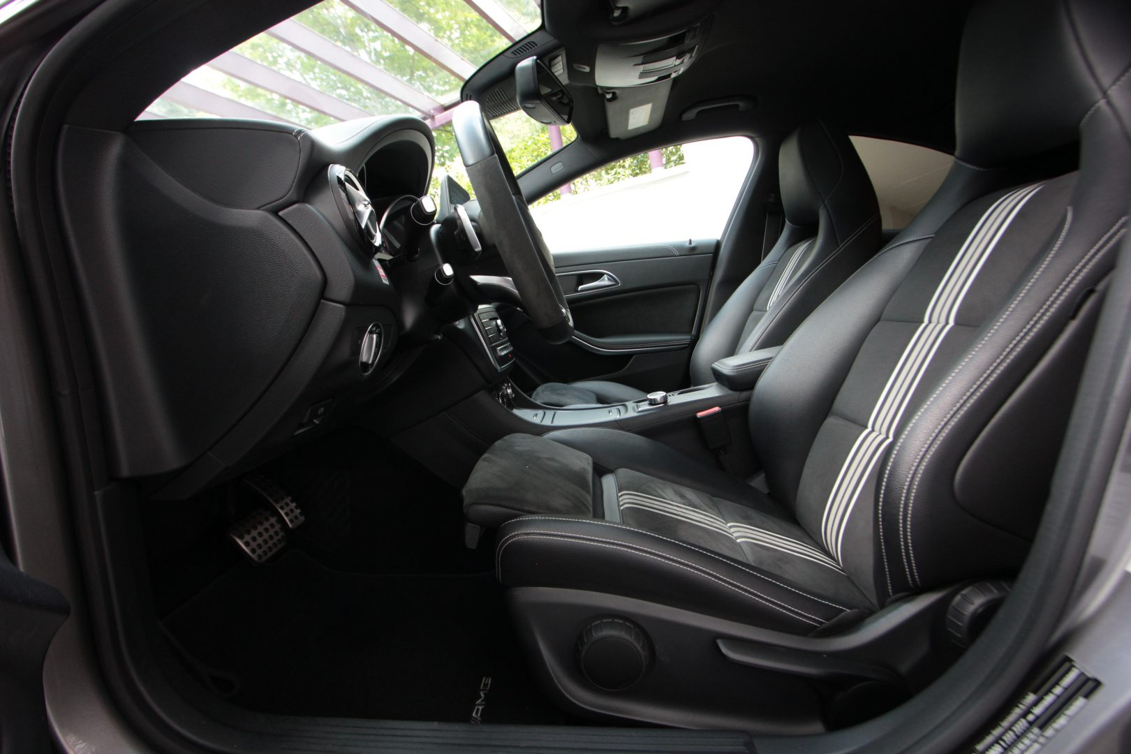 AIL Mercedes-Benz  CLA 200 d PEAK Edition 9