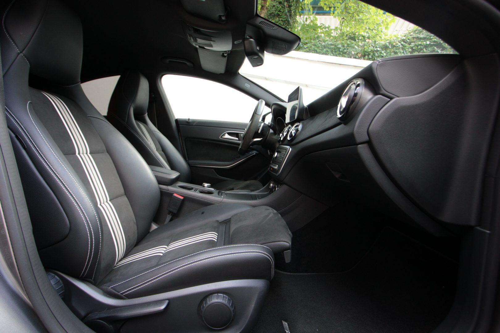 AIL Mercedes-Benz  CLA 200 d PEAK Edition 7
