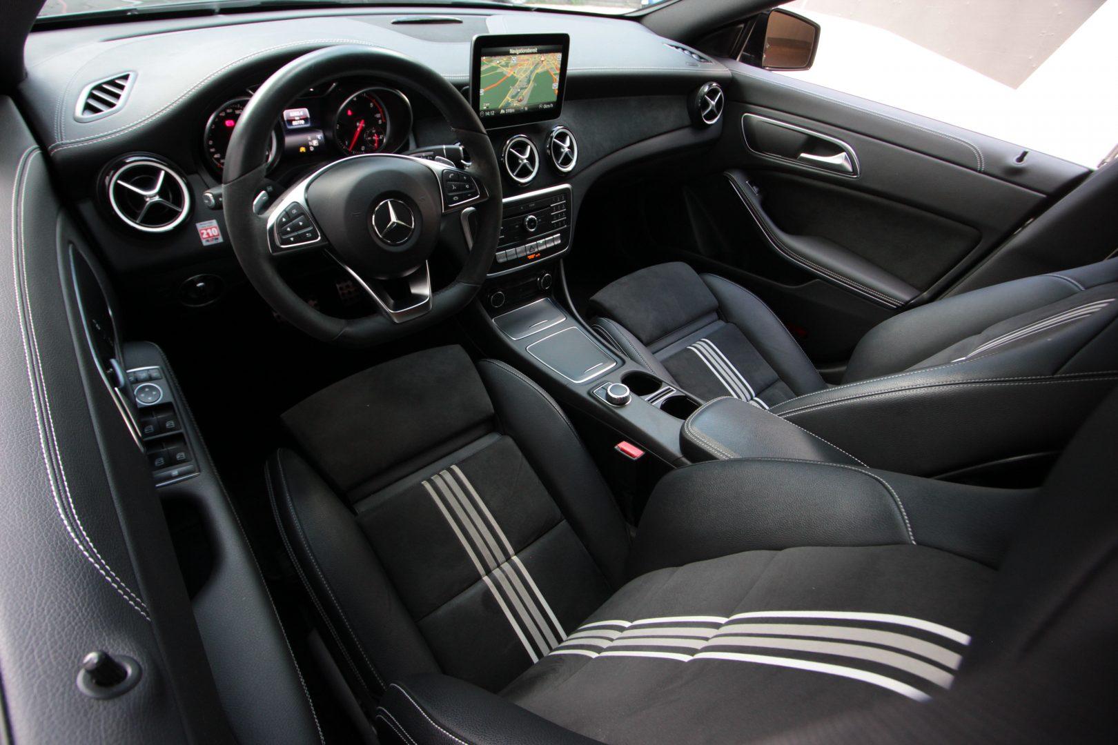 AIL Mercedes-Benz  CLA 200 d PEAK Edition 11