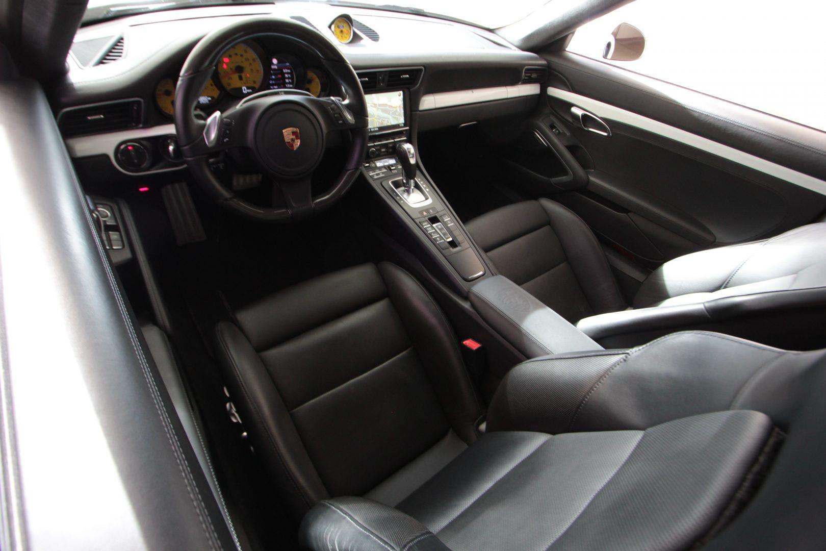 AIL Porsche 991 Turbo S 6