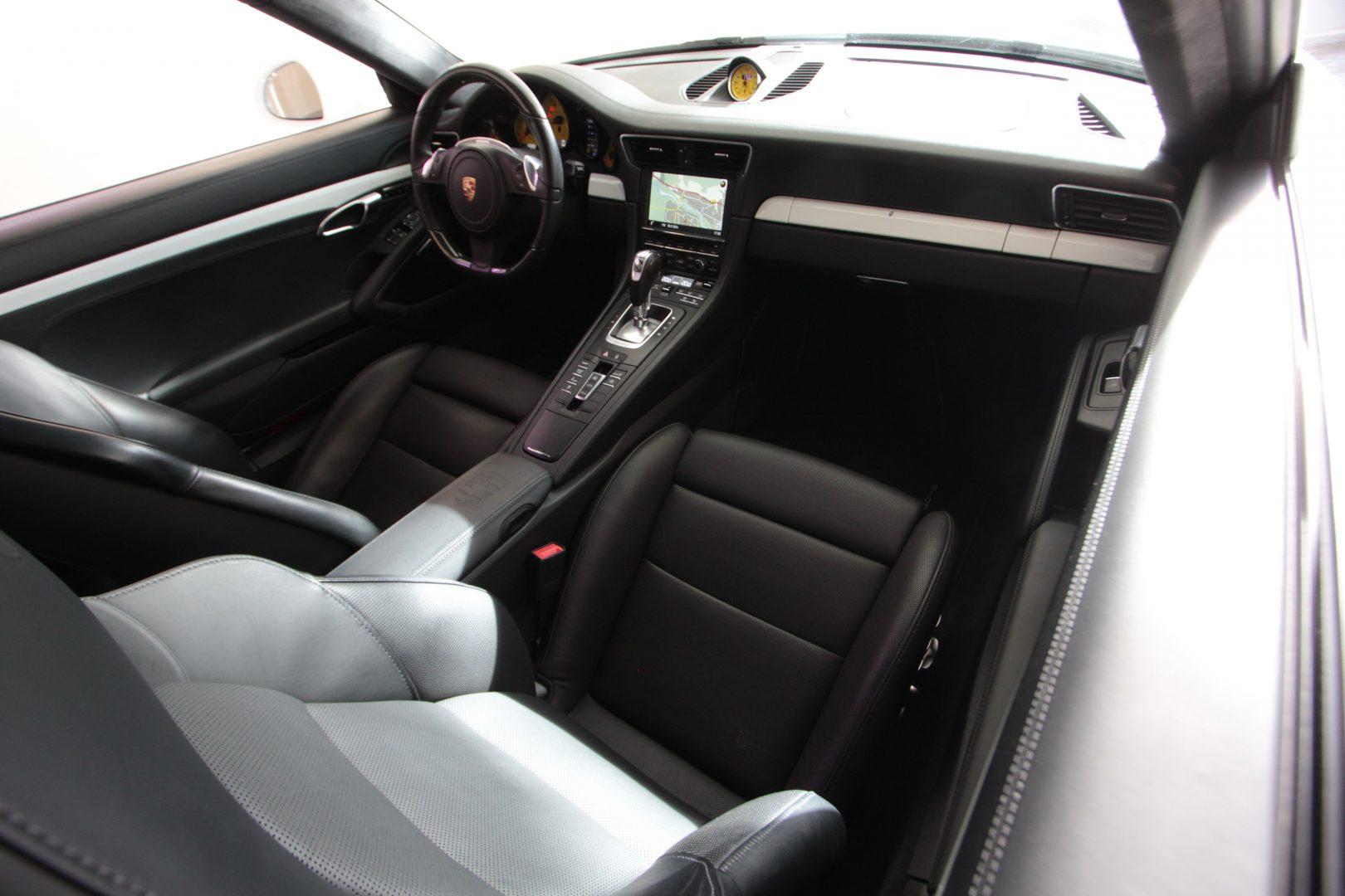 AIL Porsche 991 Turbo S 4