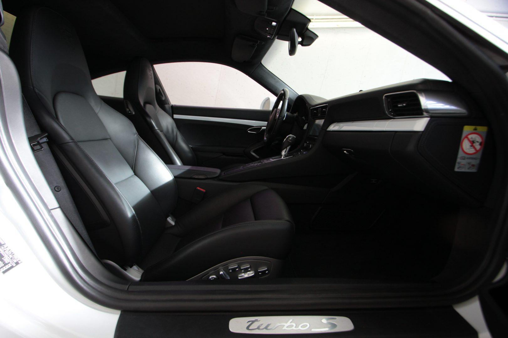 AIL Porsche 991 Turbo S 3
