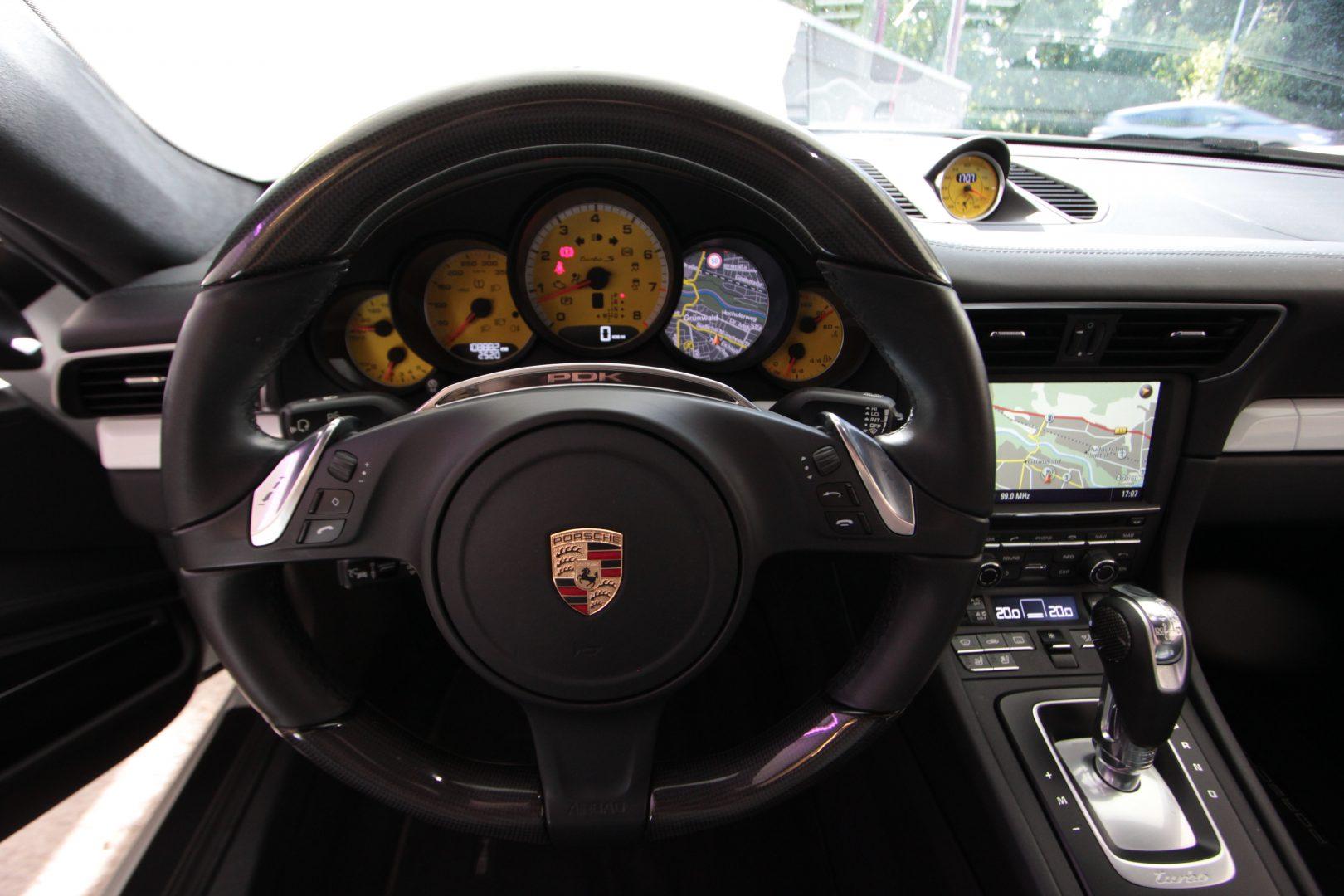 AIL Porsche 991 Turbo S 11