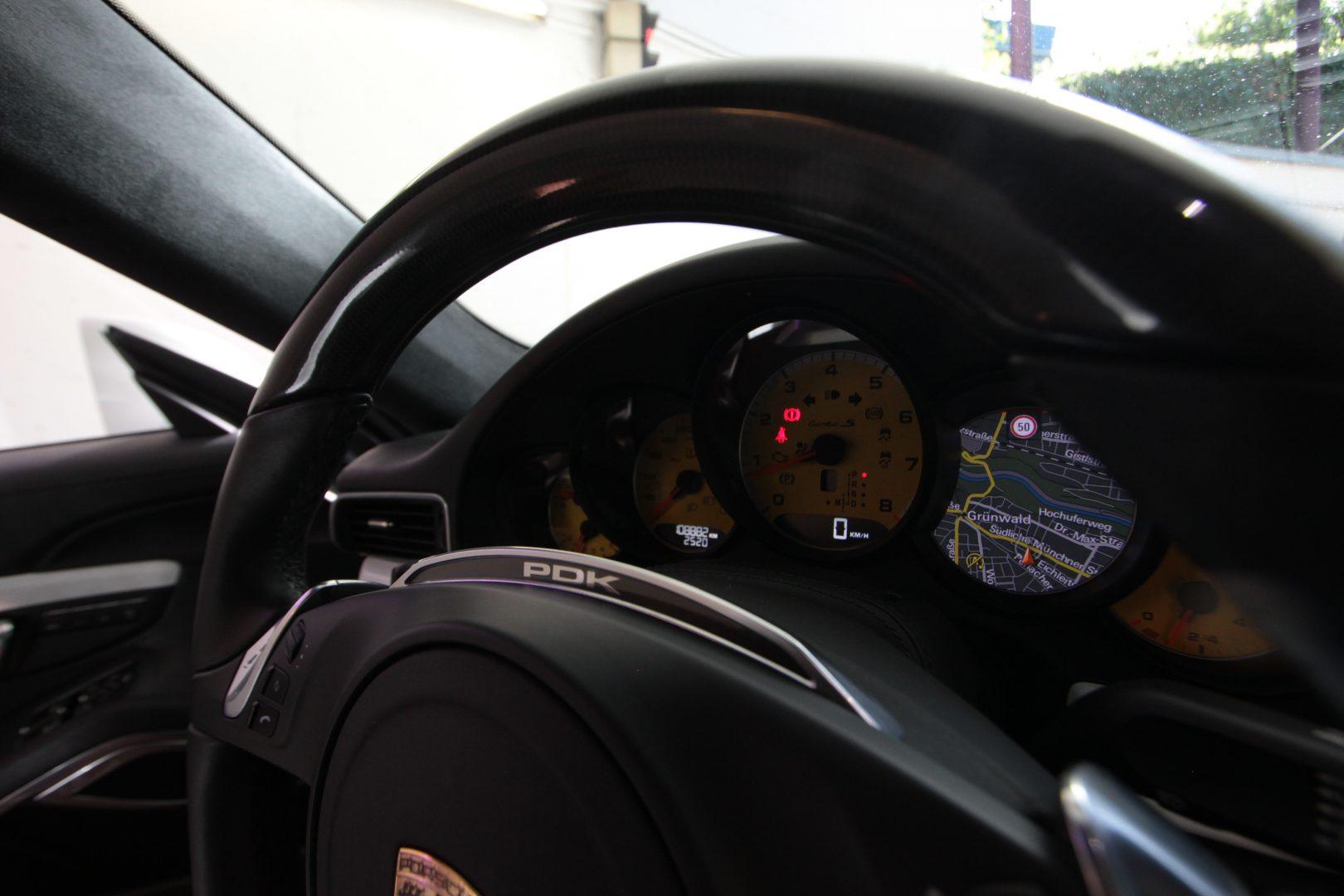 AIL Porsche 991 Turbo S 12