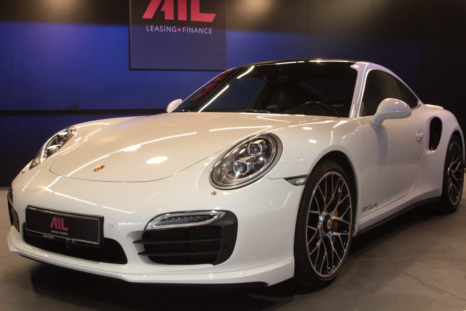 AIL Porsche 991 Turbo S 8