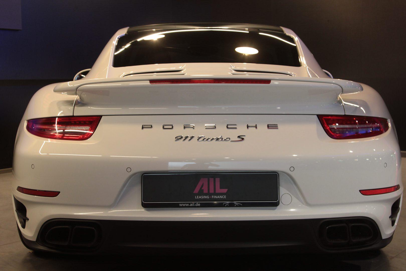 AIL Porsche 991 Turbo S 10