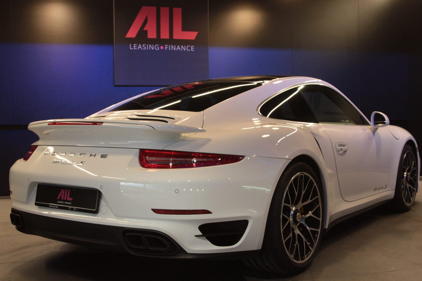 AIL Porsche 991 Turbo S 2