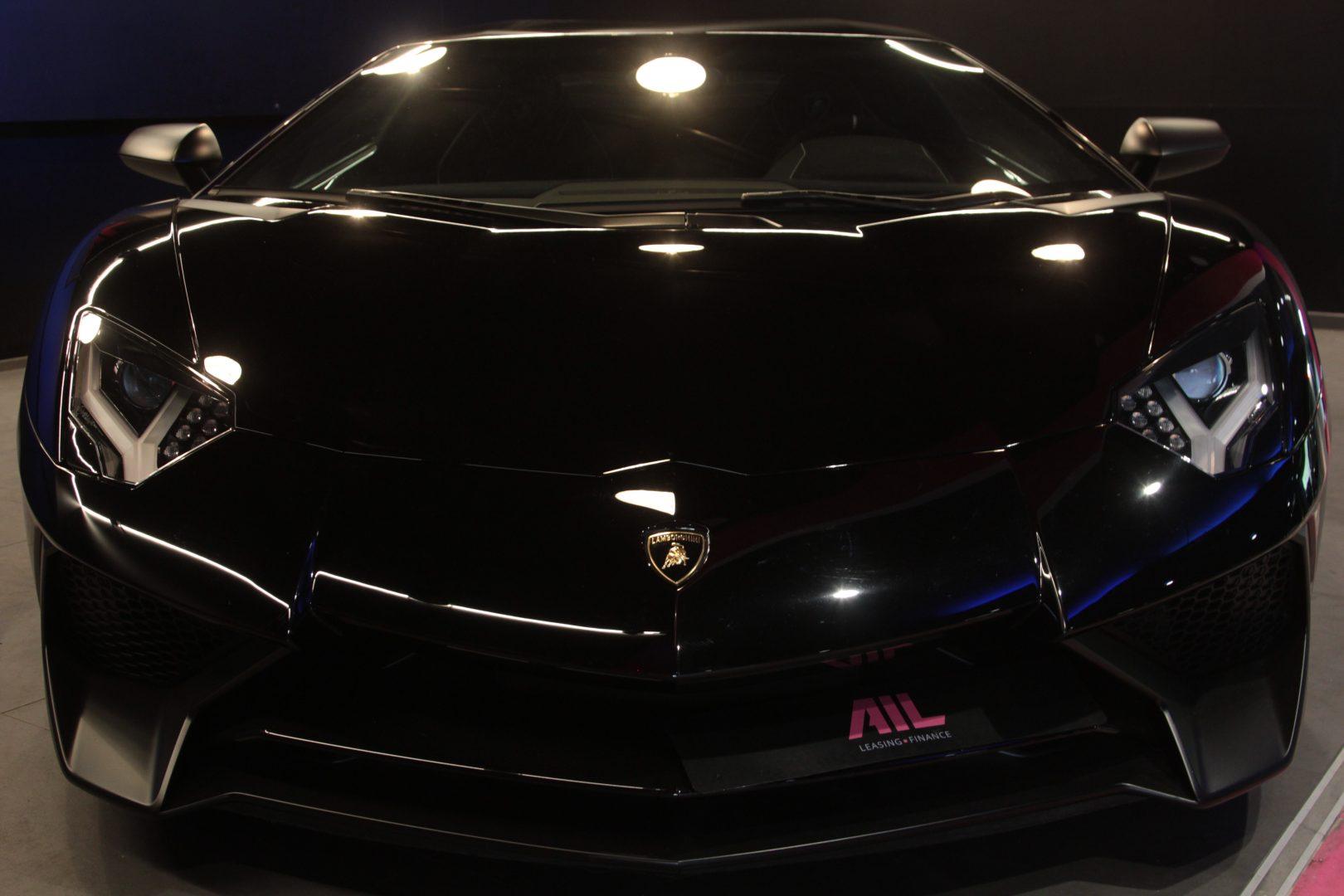 AIL Lamborghini Aventador LP750-4 SV Superveloce  7