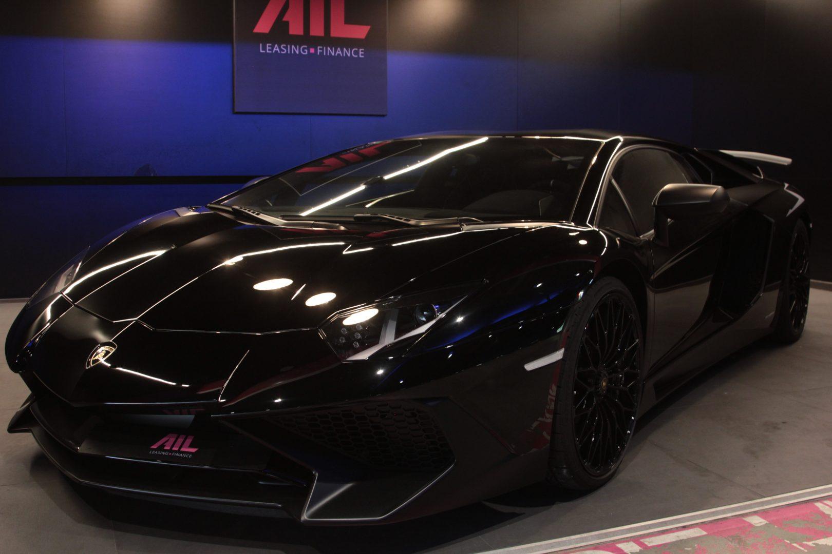 AIL Lamborghini Aventador LP750-4 SV Superveloce  9