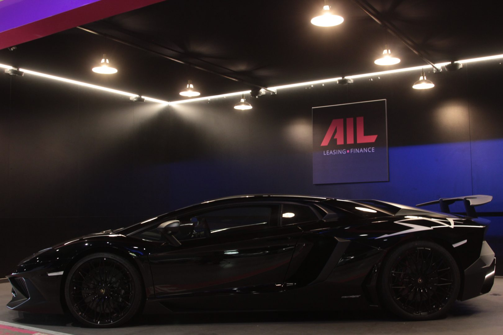 AIL Lamborghini Aventador LP750-4 SV Superveloce  1