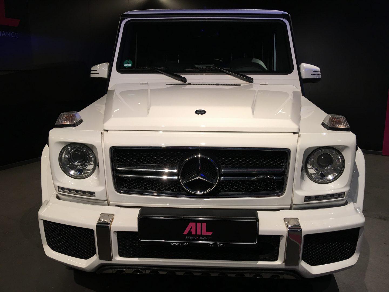 AIL Mercedes-Benz G 63 AMG Edition 463 Designo Carbon 2