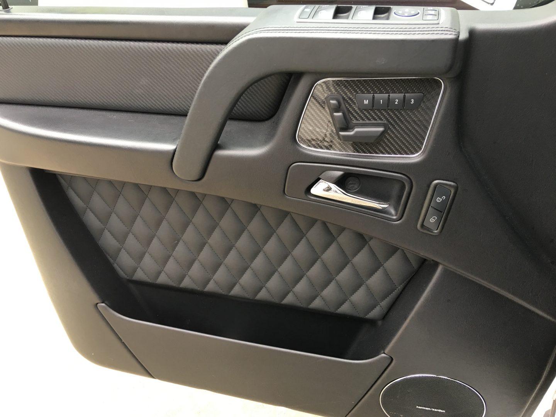 AIL Mercedes-Benz G 63 AMG Edition 463 Designo Carbon 13