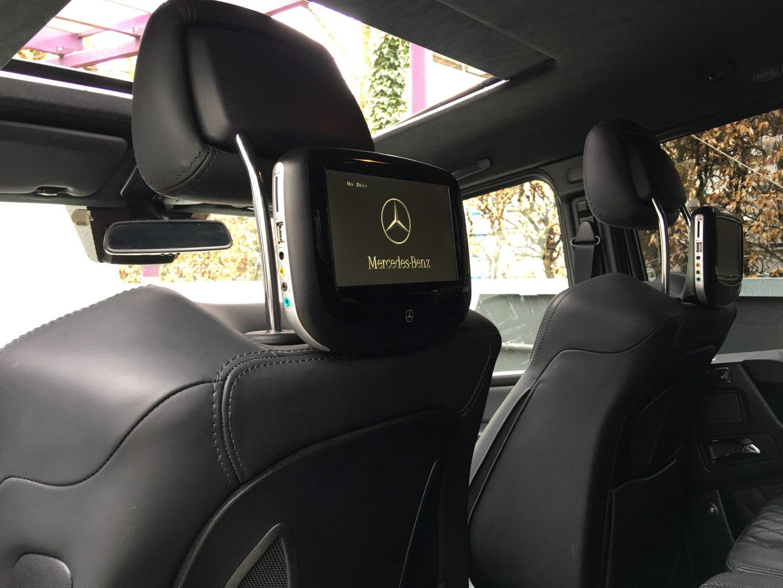 AIL Mercedes-Benz G 63 AMG Edition 463 Designo Carbon 10