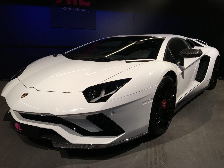AIL Lamborghini Aventador S LP740-4 Style Paket  16