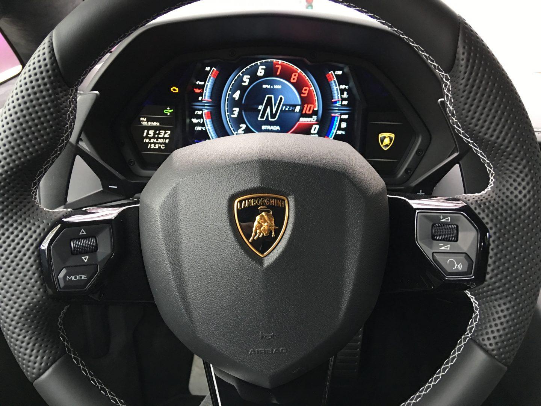AIL Lamborghini Aventador S LP740-4 Style Paket  9