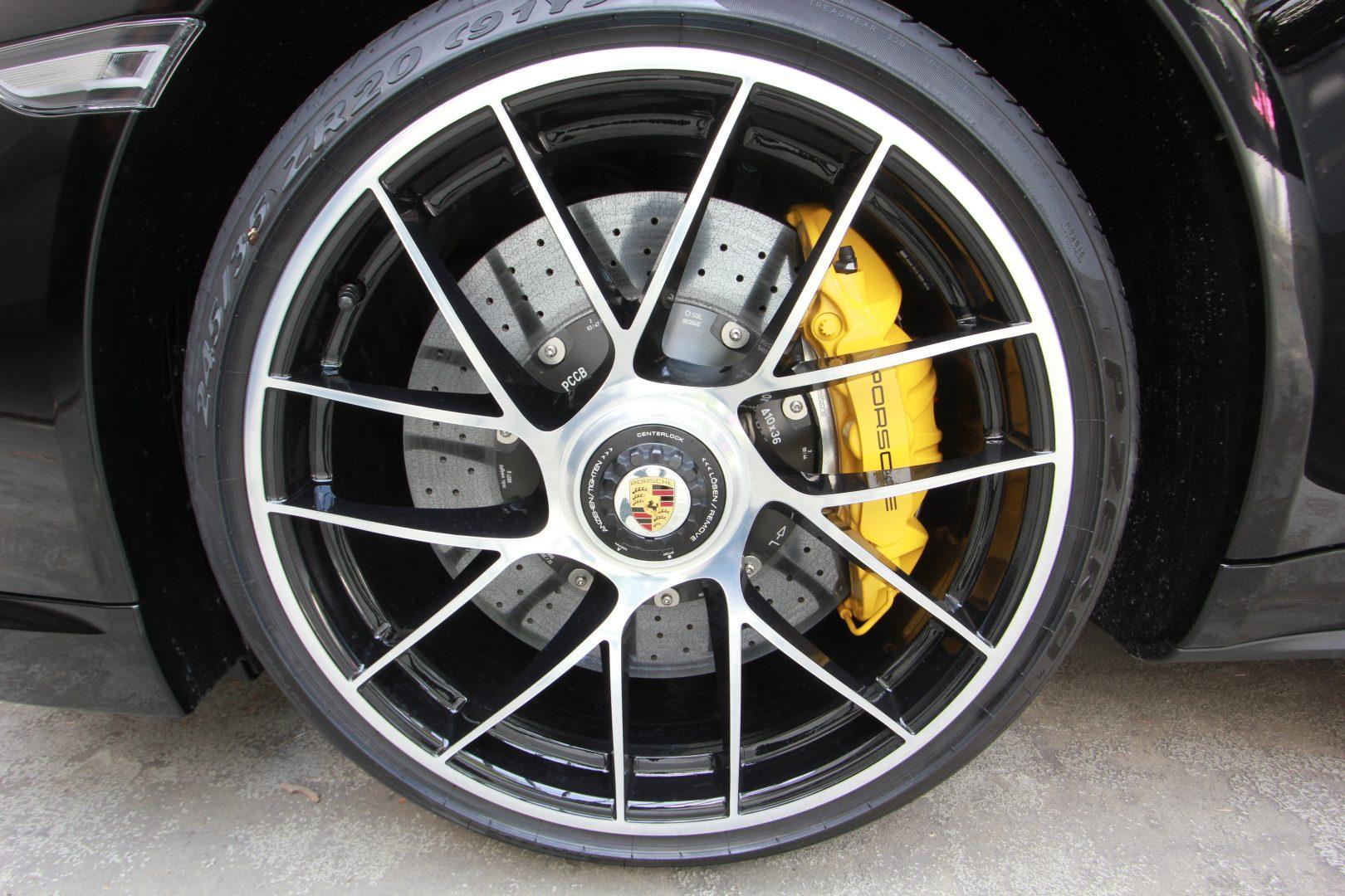 AIL Porsche 911 991 Turbo S Sport Chrono Plus LED LIFT  5
