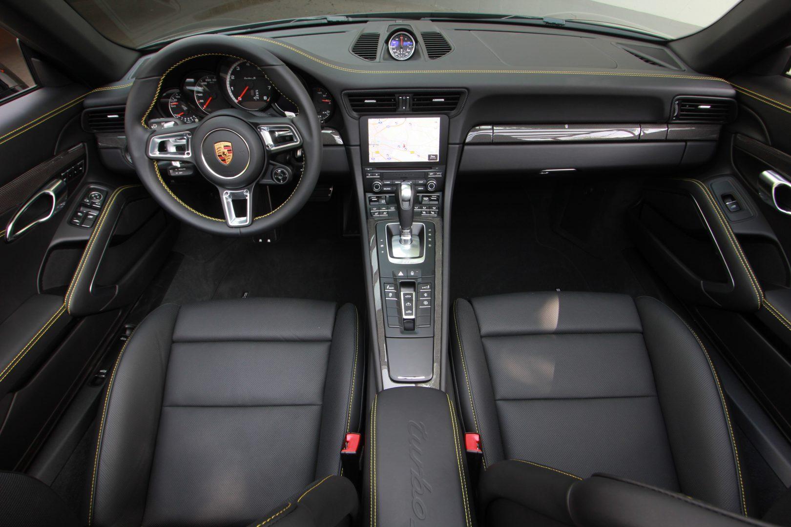 AIL Porsche 911 991 Turbo S Sport Chrono Plus LED LIFT  4