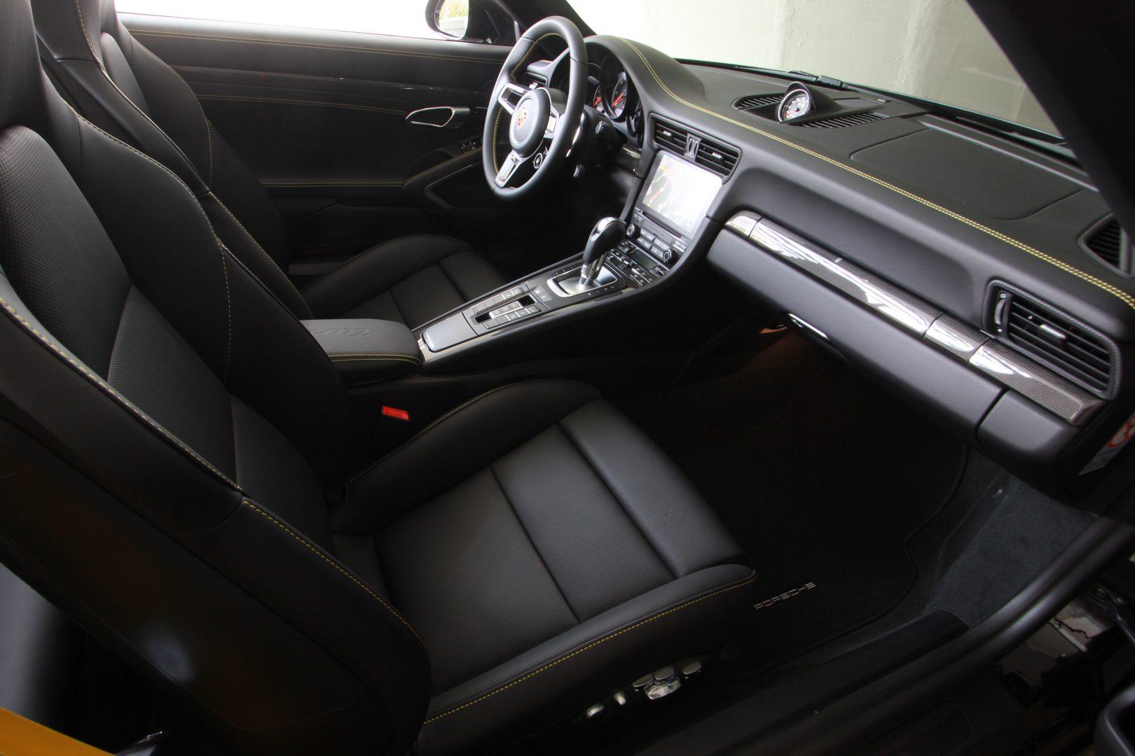 AIL Porsche 911 991 Turbo S Sport Chrono Plus LED LIFT  7