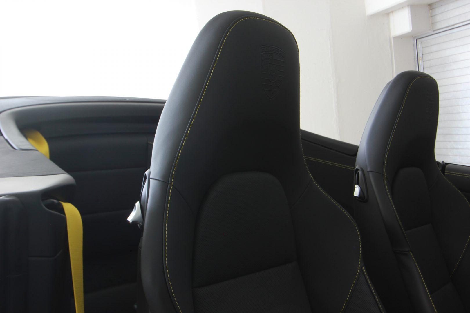 AIL Porsche 911 991 Turbo S Sport Chrono Plus LED LIFT  9