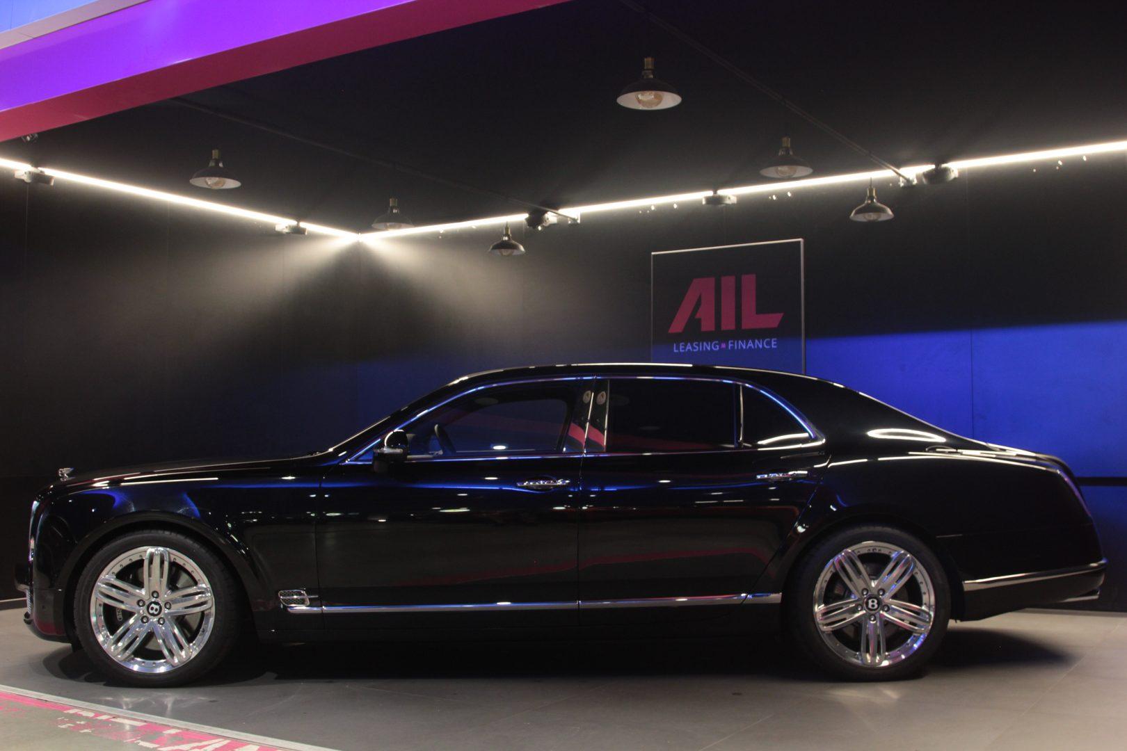 AIL Bentley Mulsanne 1