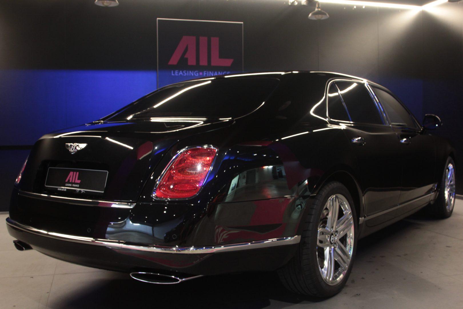 AIL Bentley Mulsanne 10