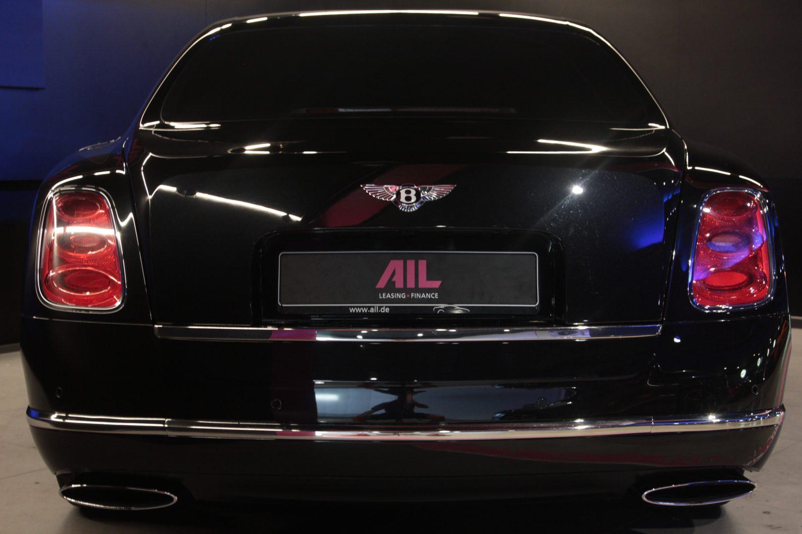 AIL Bentley Mulsanne 12
