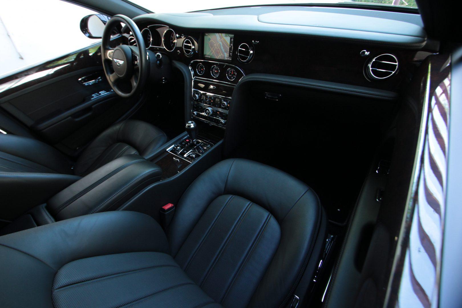 AIL Bentley Mulsanne 2