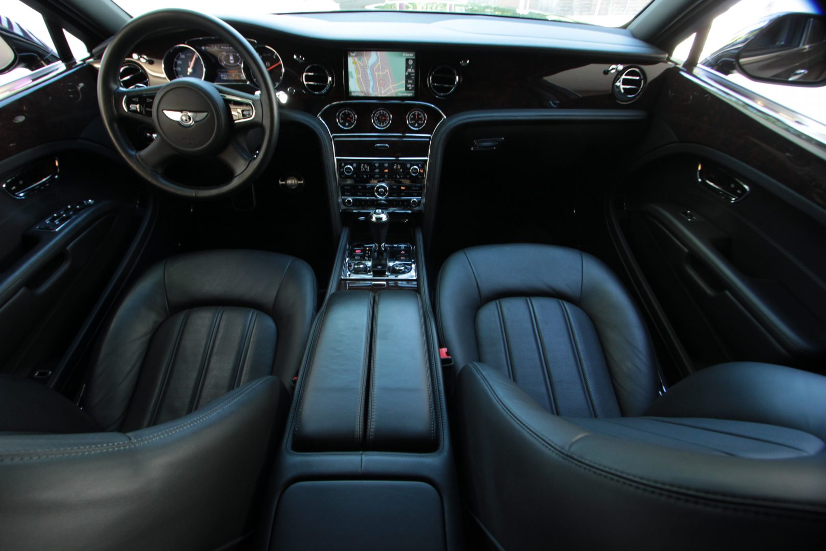 AIL Bentley Mulsanne 13