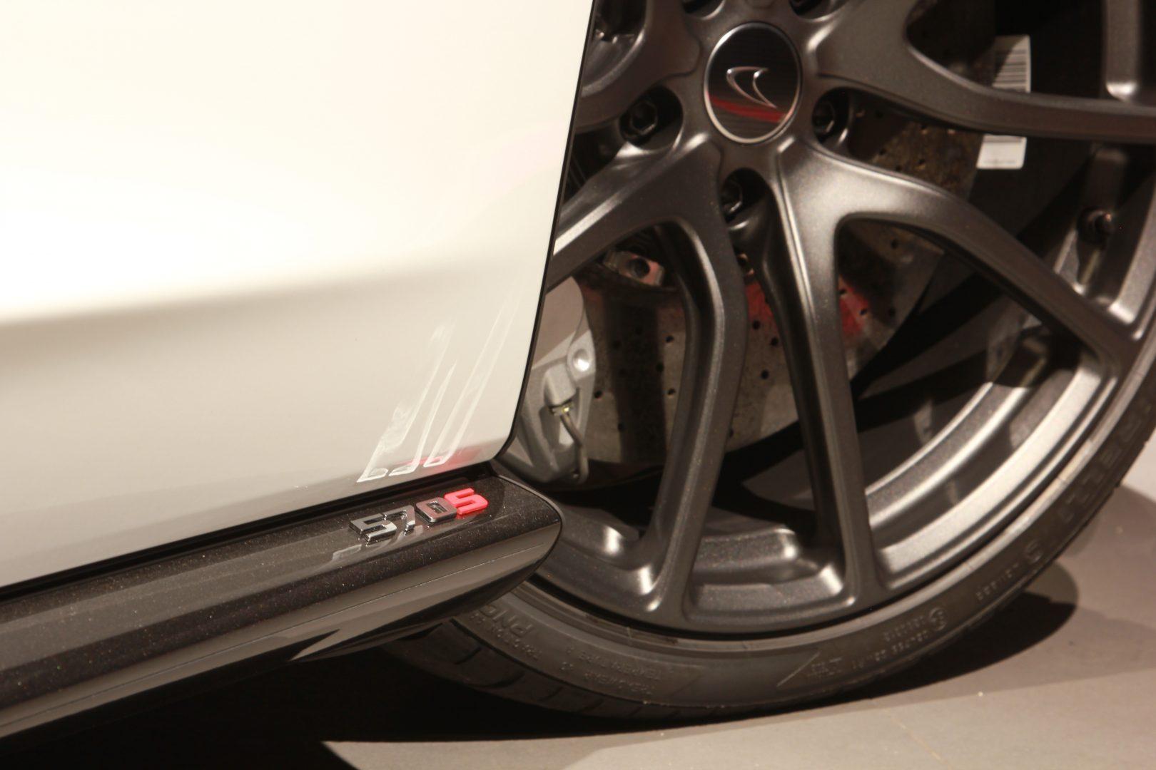 AIL McLaren 570S Carbon- Keramik LED 2