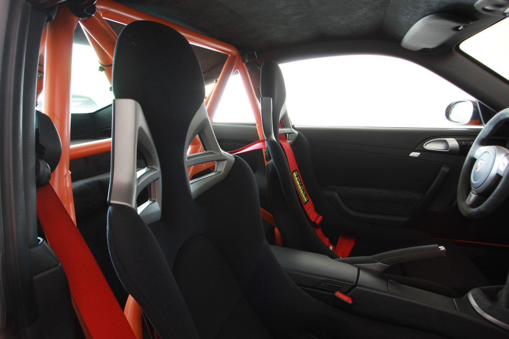 AIL Porsche 997 GT3 RS Club Sport Paket Orange 12