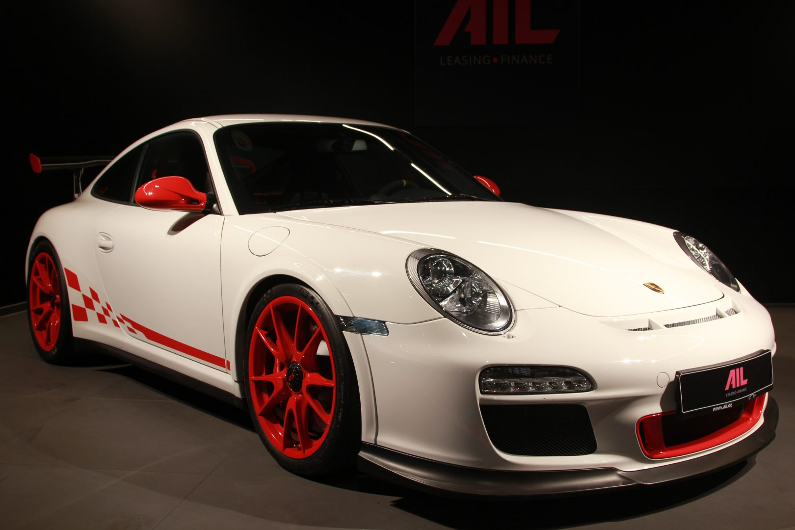 AIL Porsche 911 997 GT3 RS Club Sport Paket 14
