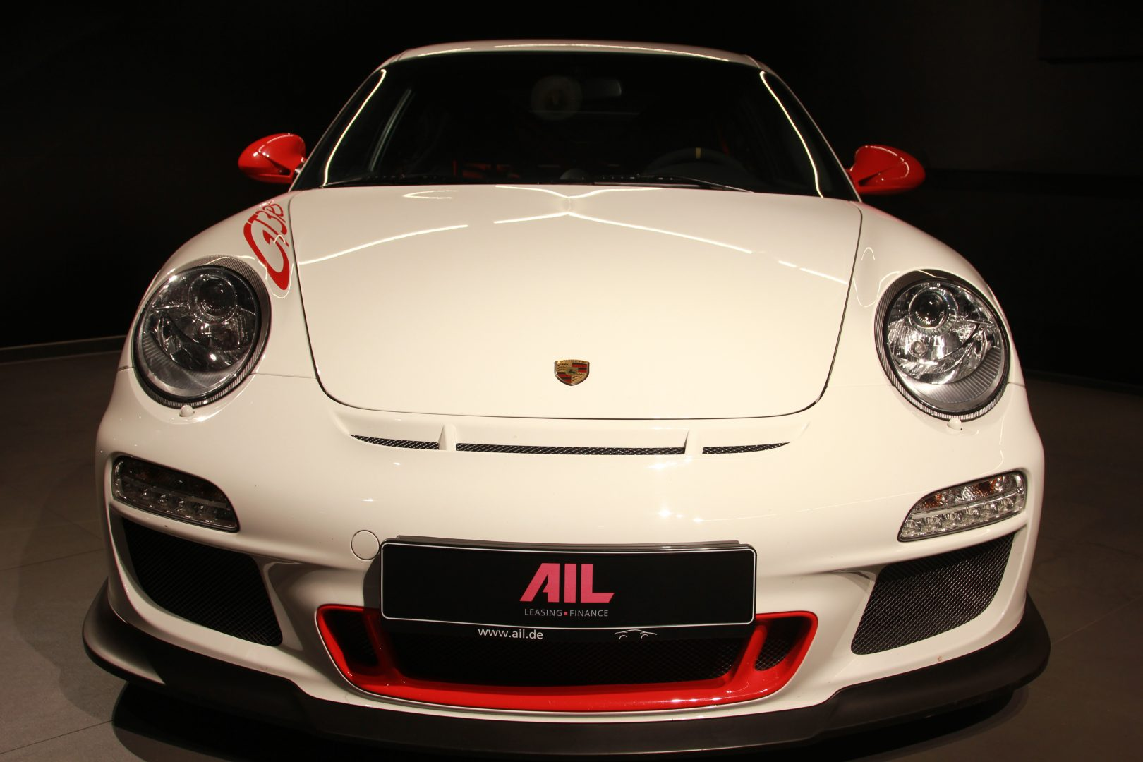 AIL Porsche 911 997 GT3 RS Club Sport Paket 1