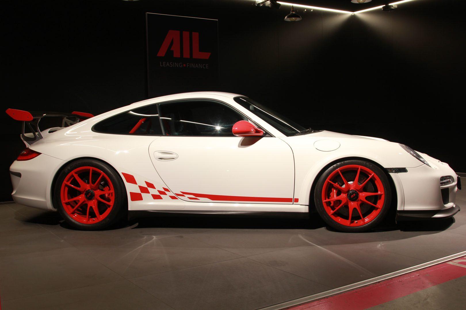 AIL Porsche 911 997 GT3 RS Club Sport Paket 7
