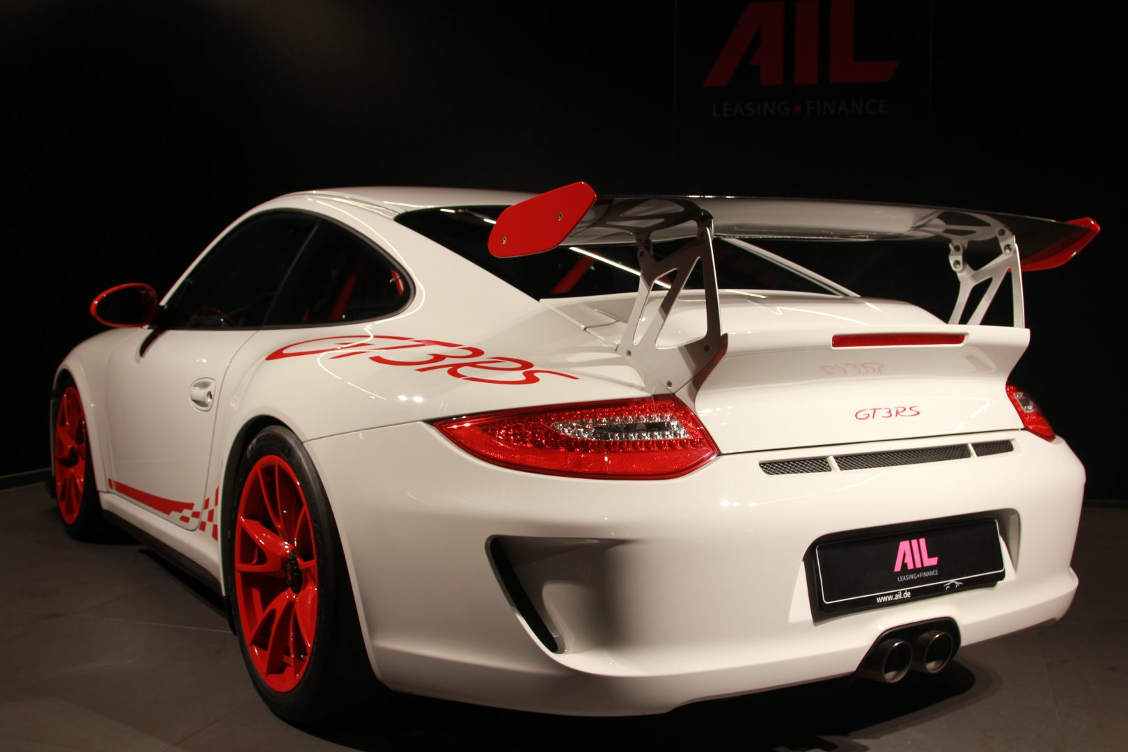 AIL Porsche 911 997 GT3 RS Club Sport Paket 11