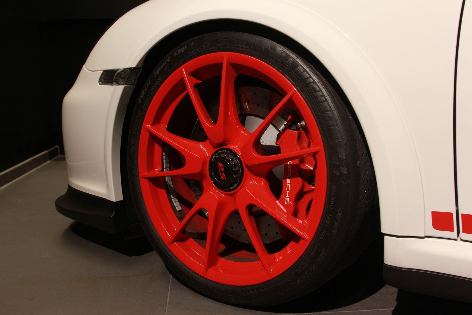 AIL Porsche 911 997 GT3 RS Club Sport Paket 6
