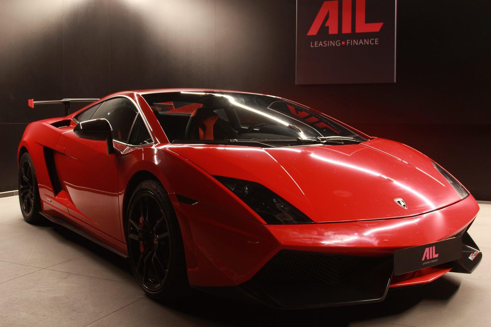 AIL Lamborghini Gallardo LP570-4 Super Trofeo 4