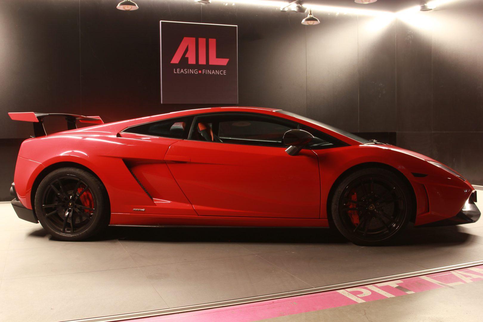 AIL Lamborghini Gallardo LP570-4 Super Trofeo 12