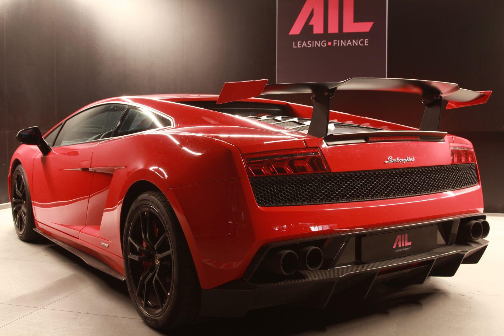 AIL Lamborghini Gallardo LP570-4 Super Trofeo 1